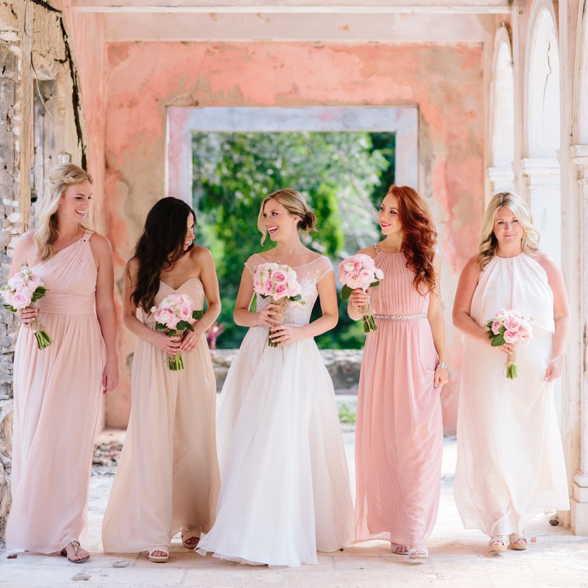 Wedding customize your bridesmaids 39 dresses without the Wedding dress design app