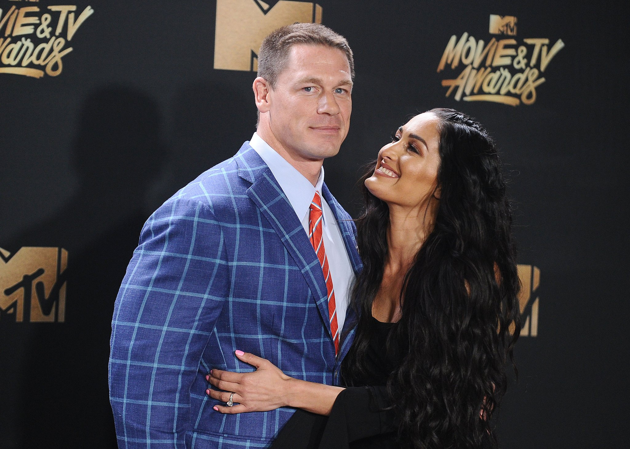 Love story how did nikki bella and john cena meet speeddating john cena recently popped the question to nikki bella in front of thousands of fans at wrestlemania 33 in april and while the proposal itself was super m4hsunfo