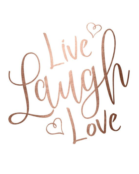 Live Laugh Love Quote Custom Printable Wall Art Live Laugh Love Printblossombloomdesign