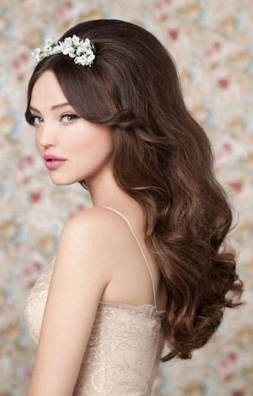 Trendy Wedding Hairstyles 2017 2018vintage Wedding Hairstyles For
