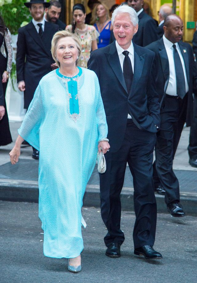 Wedding - Hillary Clinton Wedding-Guest Dress | WhoWhatWear UK ...