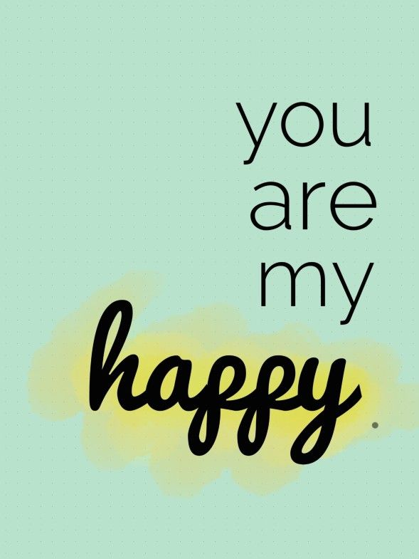 You Are My Happy Couple Quotes Cute Love Quotes Happiness Quotes